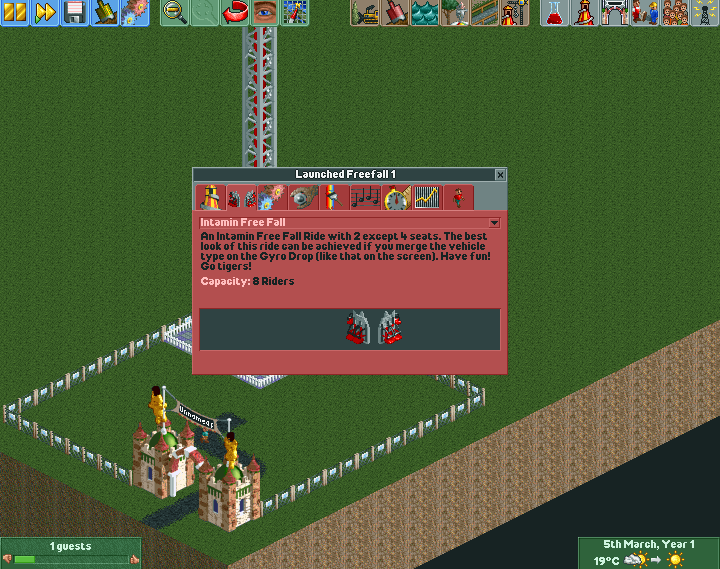 Why does RMC have custom track in picture? - Guides, Tips and Tricks