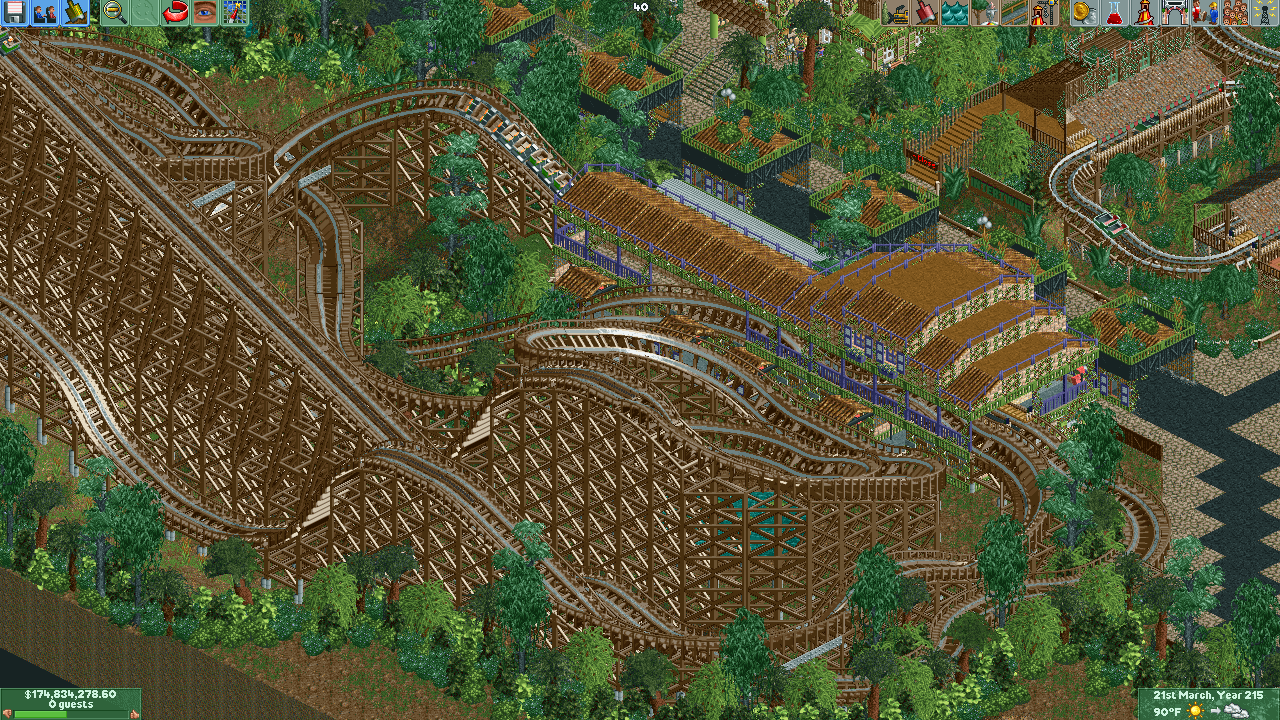 Scenery Guide & Tricks - Guides, Tips and Tricks - OpenRCT2