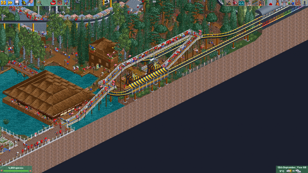 The OpenRCT2 Group Park 5 2017-04-13 18-34-31.png