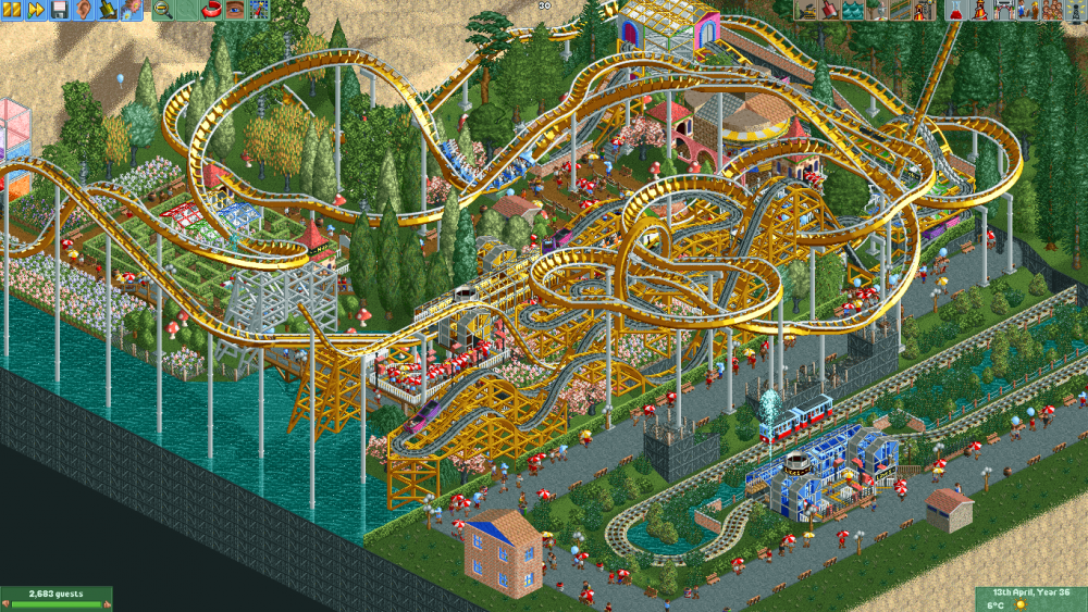The OpenRCT2 Group Park 6 2017-06-21 22-53-52.png