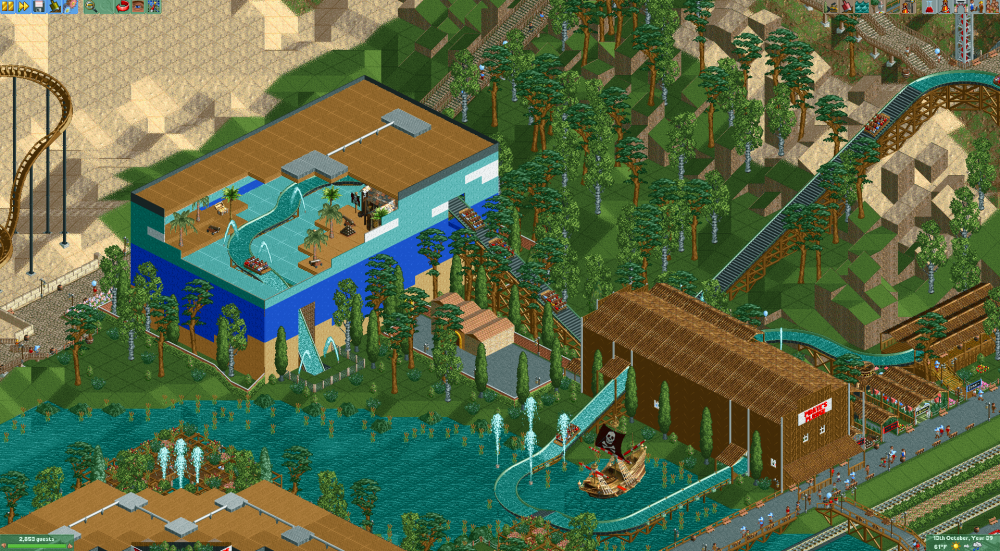 The OpenRCT2 Group Park 6 2017-06-23 22-28-13.png
