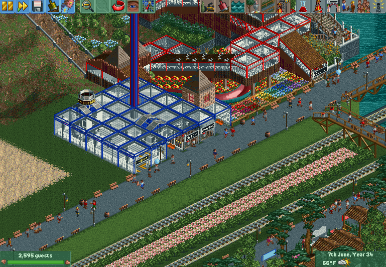 The OpenRCT2 Group Park 6 2017-06-16 21-51-55.png