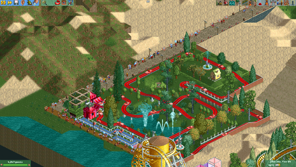 The OpenRCT2 Group Park 6 2017-07-13 13-26-28.png
