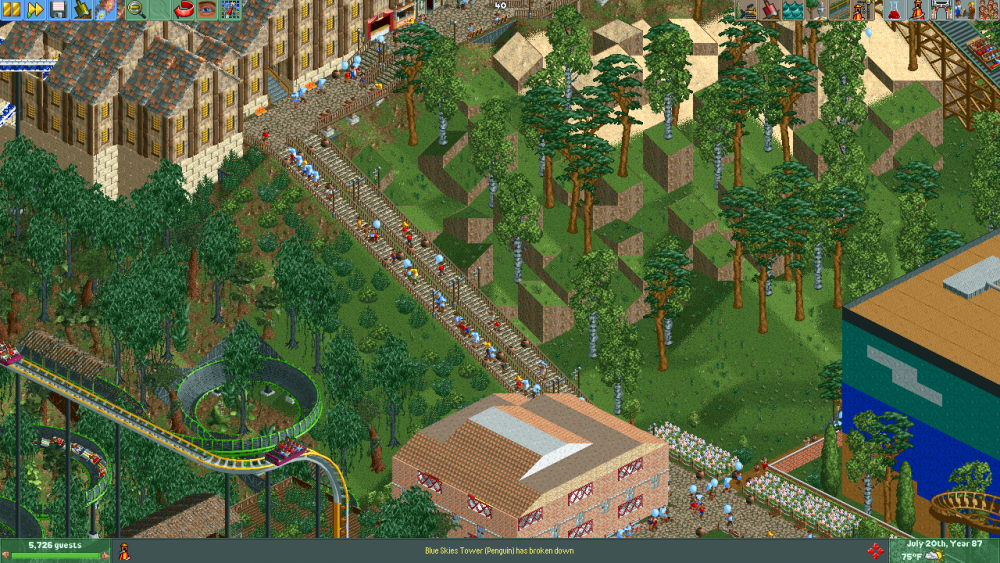 The OpenRCT2 Group Park 6 2017-08-12 15-21-00.png
