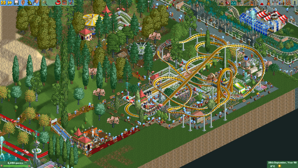 The OpenRCT2 Group Park 6 2017-08-21 12-19-09.png