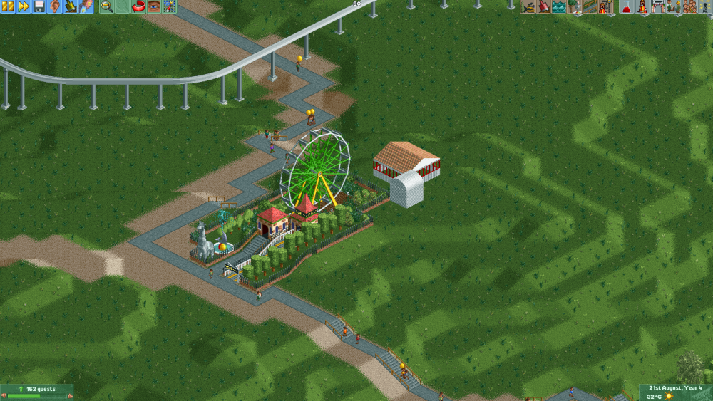 The OpenRCT2 Group Park 7 2017-10-09 08-14-39.png