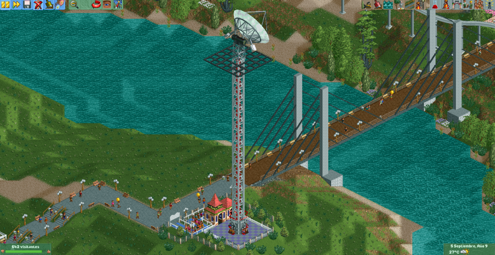 The OpenRCT2 Group Park 7 2017-10-11 19-56-54.png