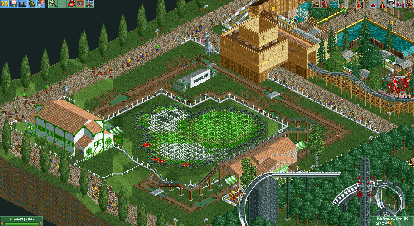 Openrct2 Multiplayer