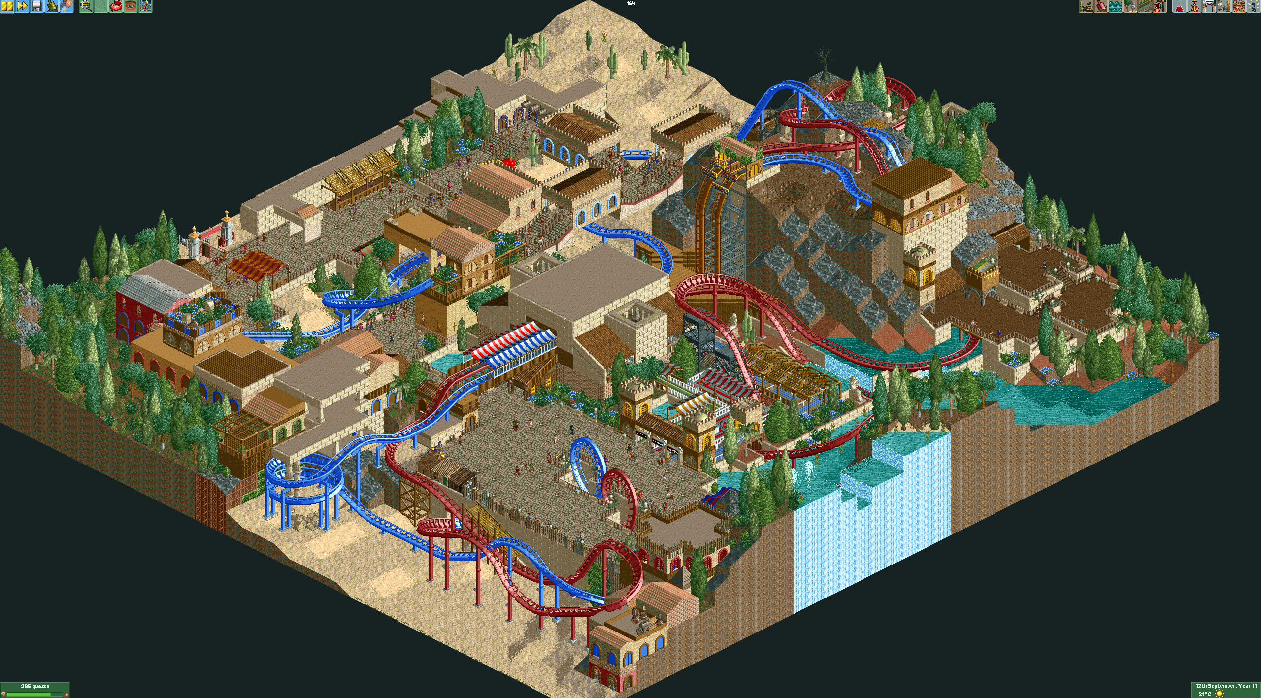 Ling's Content - OpenRCT2