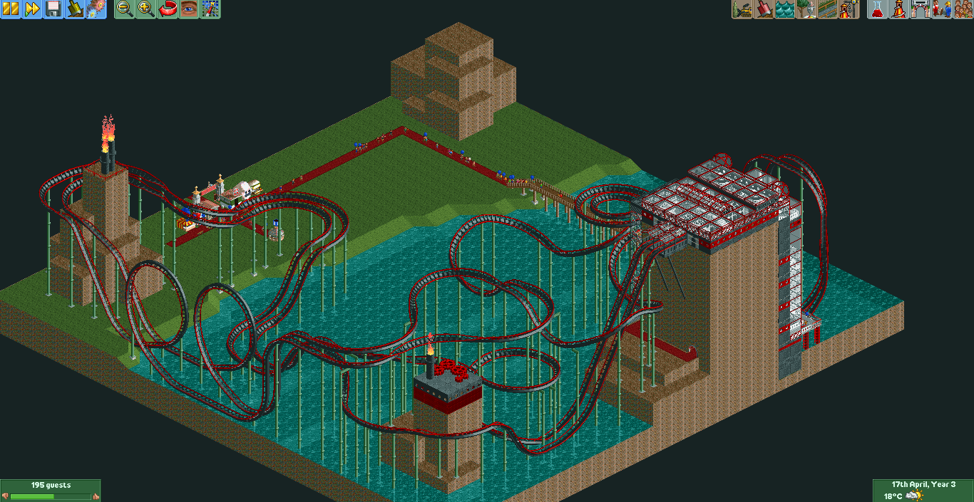 CCC5: Competitive Coaster Contest - General Discussion
