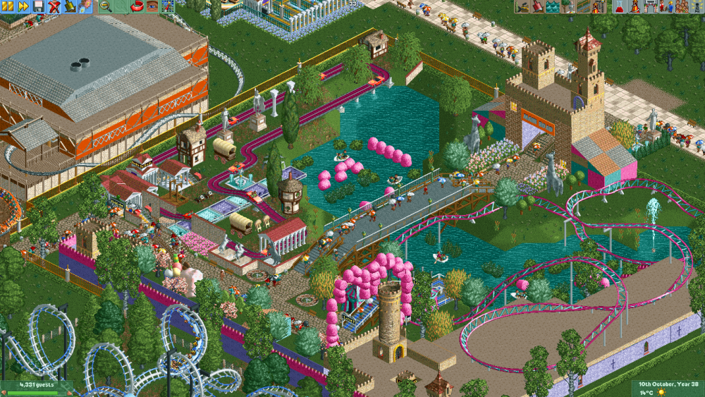 The OpenRCT2 Group Park 8 2018-06-23 20-54-12.png
