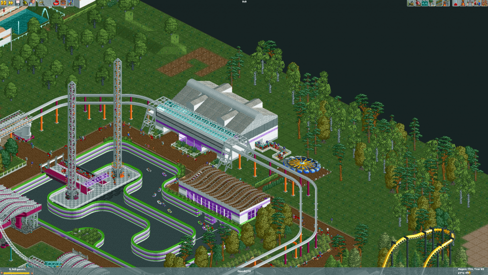 The OpenRCT2 Group Park 8 2018-09-22 20-31-47.png